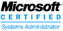 Microsoft Certified Systems Administrator- MCSA